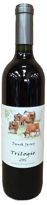 101264 Jersey Rødvin