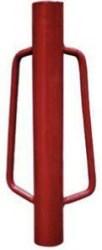 102028 Pælehammer rød.jpg